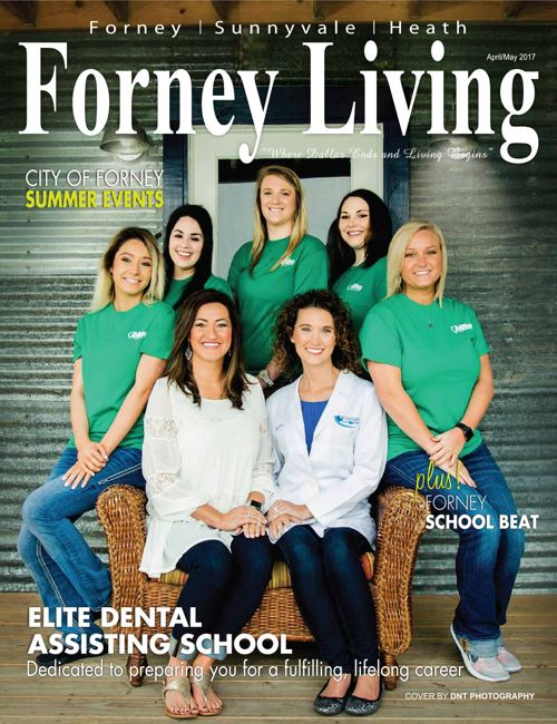 Forney Living April May 2017