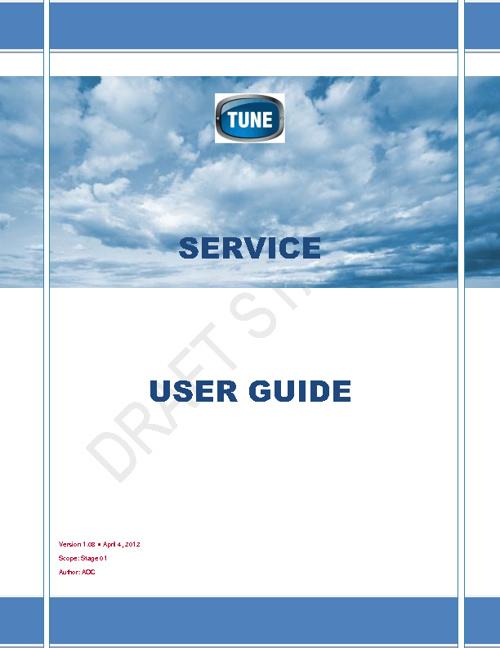 TUNE SERVICE UG_WIP 1.08