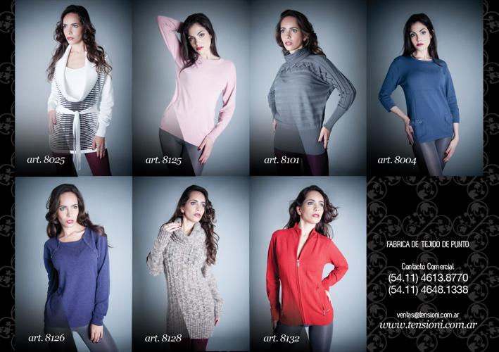 Tensioni Sweaters / Colección Otono-Invierno 2012