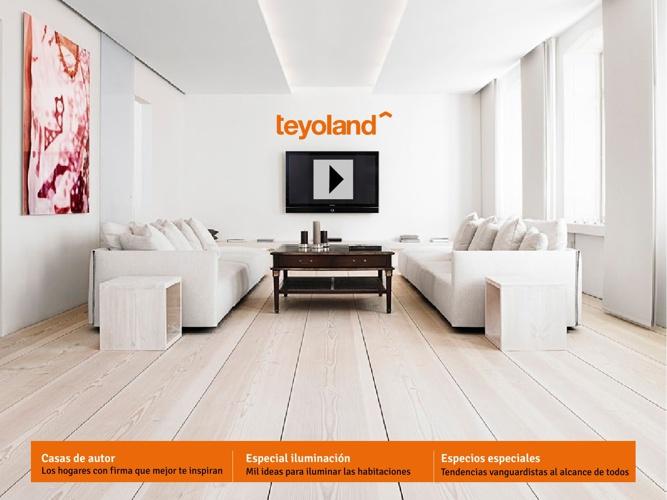 Catálogo Teyoland.