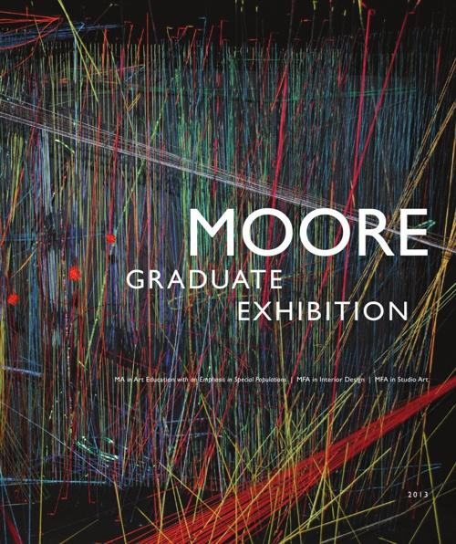 2012 Graduate Exhibition Catalog