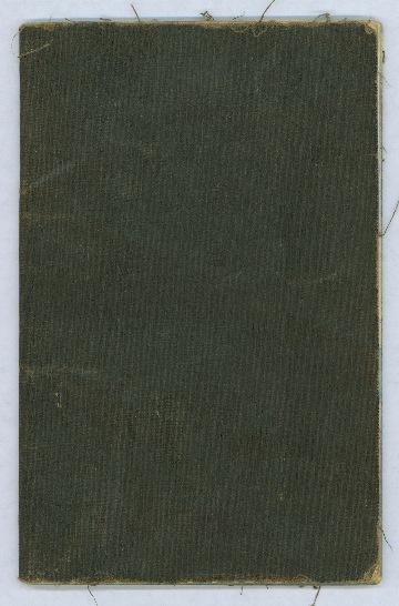 Robert Sterling Clark Field Notebook