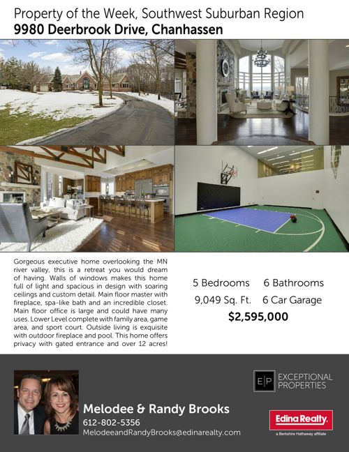 SW Suburban Region Property of the Week