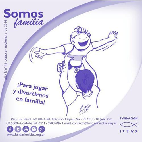 "Boletín ""Somos Familia"" N°42 – 2014"