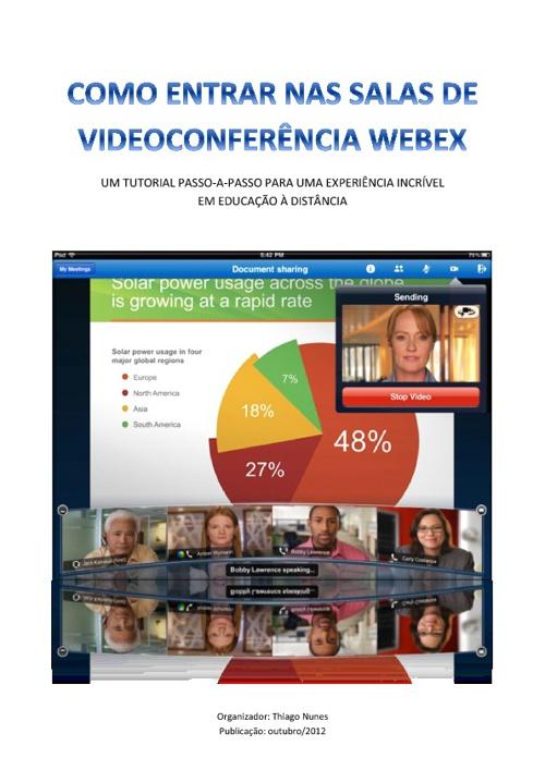 Como Entrar nas Salas de Videoconferência Webex