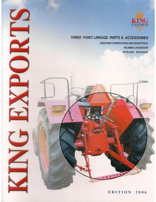 Agriculture Machinery Parts