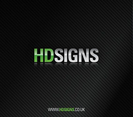 HDSIGNS - BROCHURE 2013