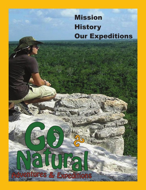 Go Natural Digital Magazine