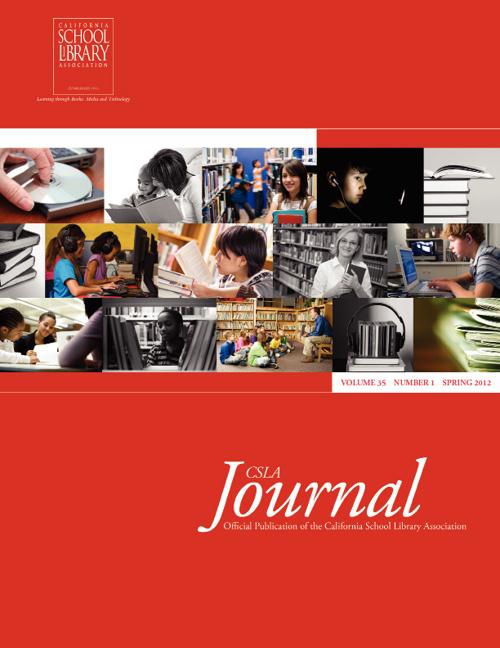 2012 CSLA Spring Journal 35(1)