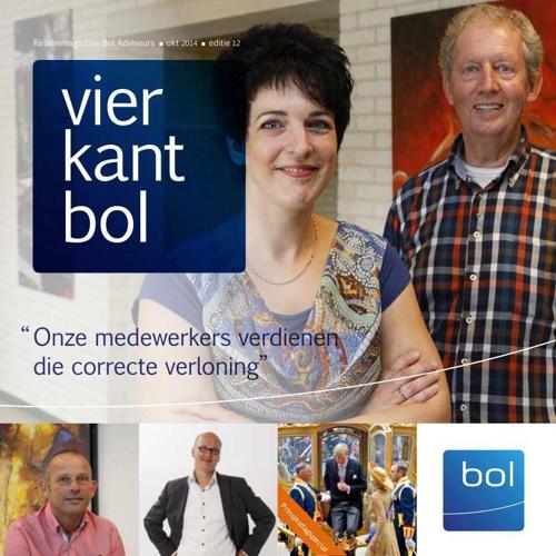 Vierkant Bol - editie 12 - oktober 2014