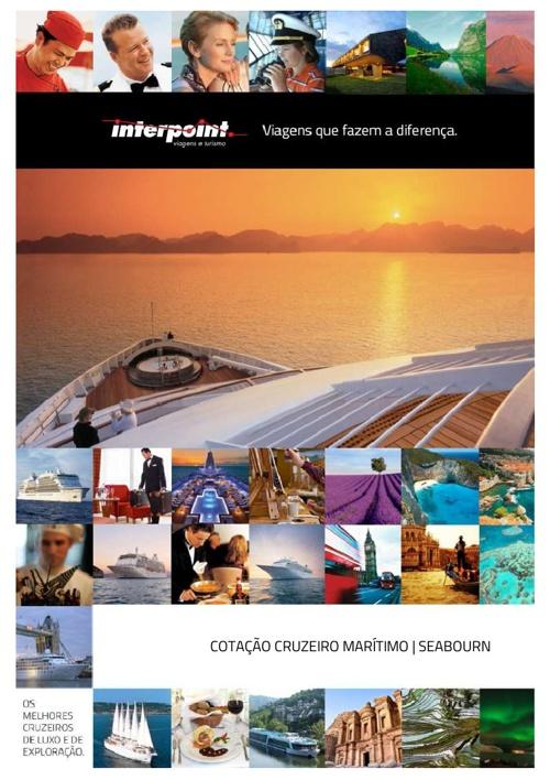 Cotação Seabourn _ Sr. Afonso Celso_ Embark 18_09_2014