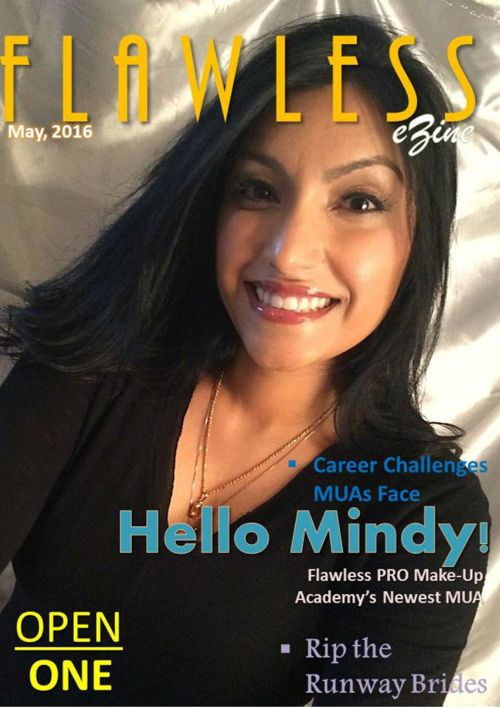 Flawless e-Zine f. Mindy Kumar-Lindgren