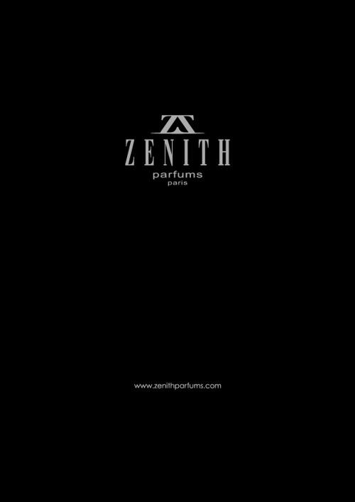 Zenith catalog