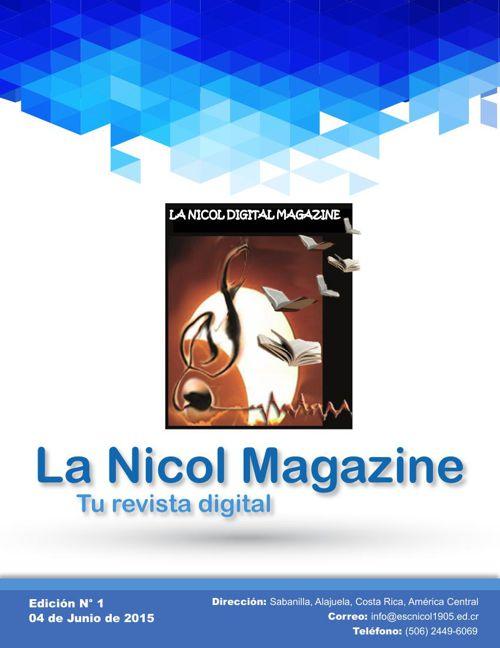 NicolMagazine