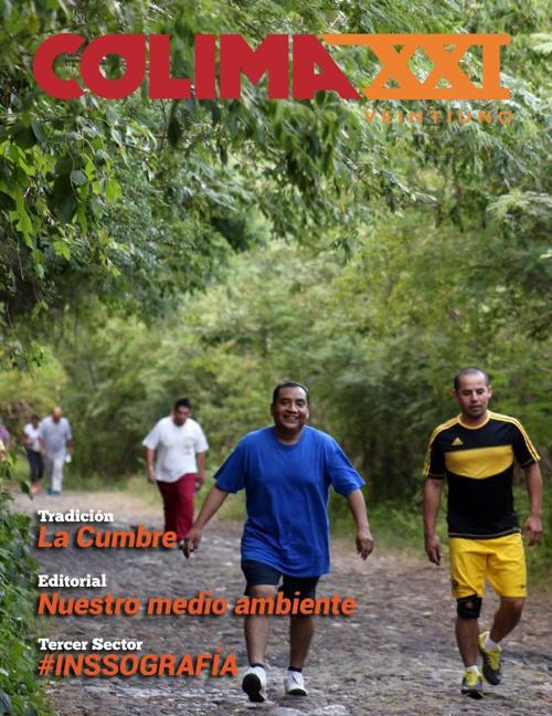 Agosto 2014 - Revista Colima XXI