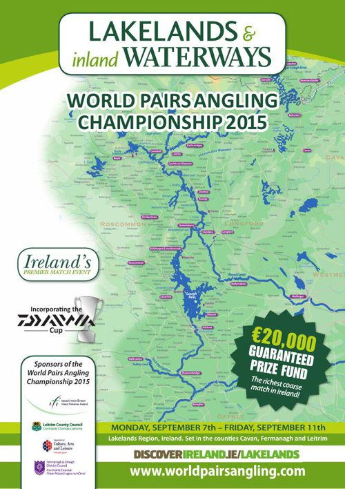 World Pairs Angling Championships 2015 - Event Programme
