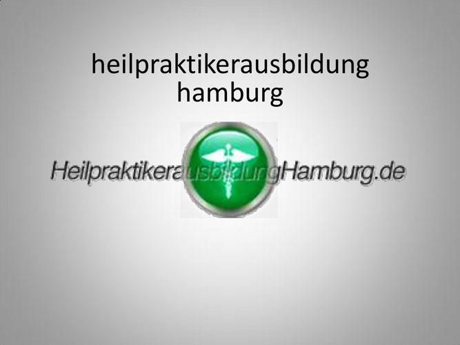 heilpraktikerausbildung hamburg
