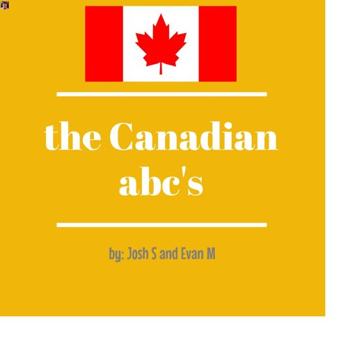 The Canadian abcs