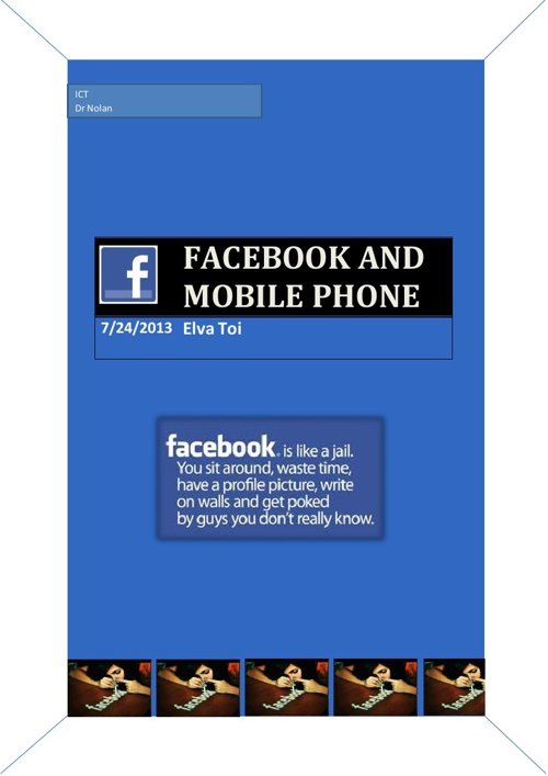 Facebook And Mobile