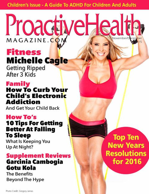 Proactive Health Magazine.com November/December 2015 Issue