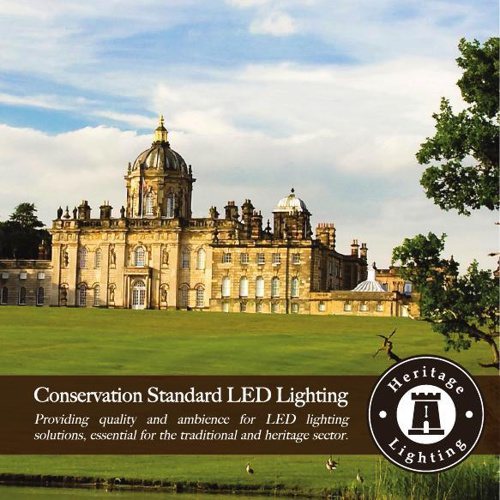 Conservation Standard Lamps