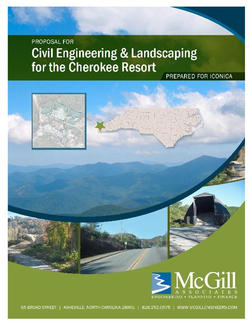 McGill Associates - Cherokee Resort