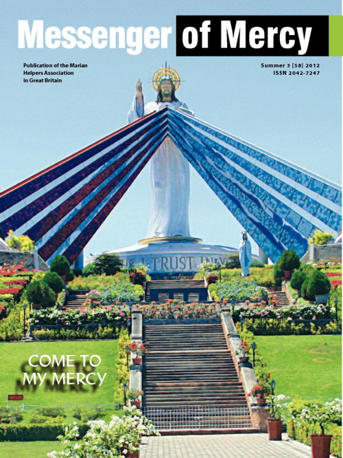 Messenger of Mercy issue 58