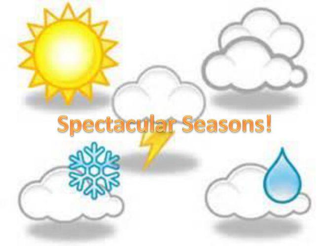 spectacular seasons