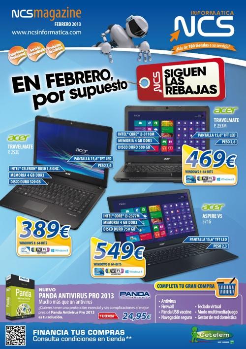 Catálogo Febrero 2013- Informática Remedios.