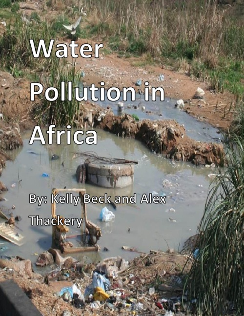 Water pollution in Africa