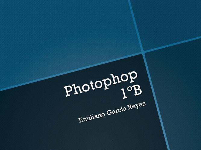 PowerPoint Photoshop