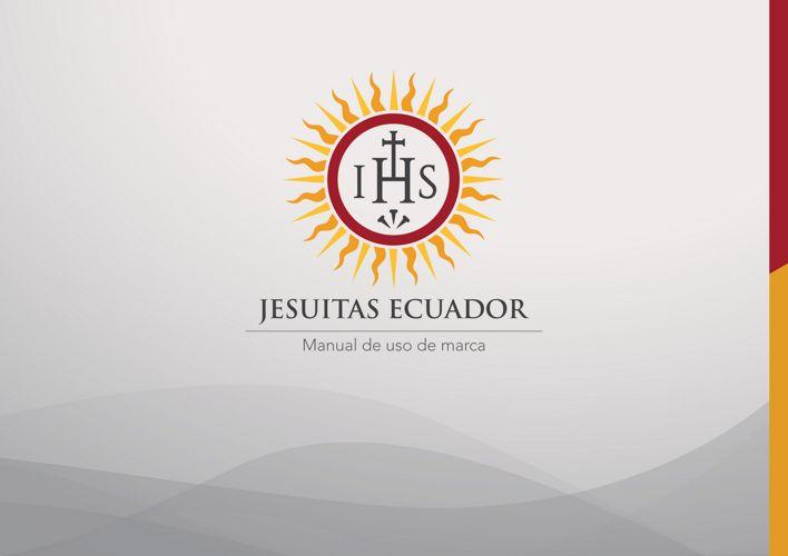 MANUAL DE MARCA JESUITAS ECUADOR
