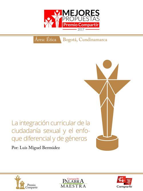 La integración curricular de la ciudadanía sexual y el enfoque d