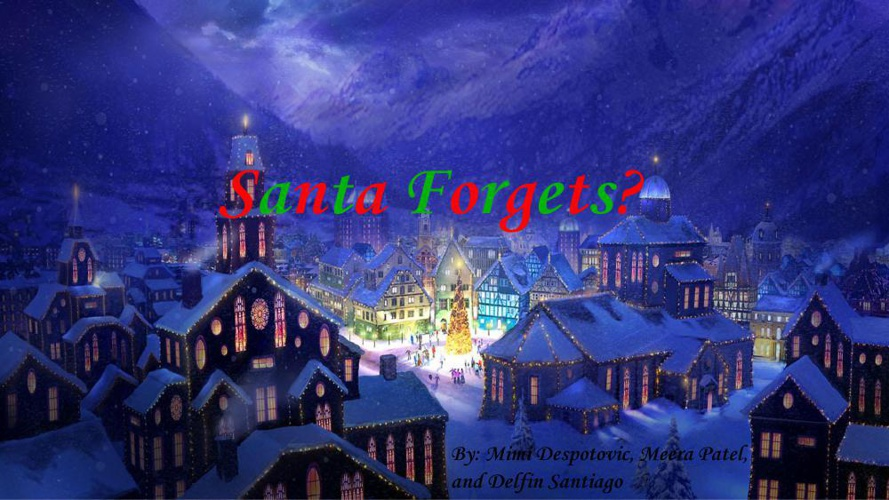 Children's Book_Santa Forgets- (2)