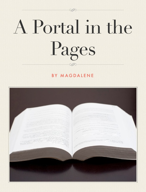 A Portal in the Pages