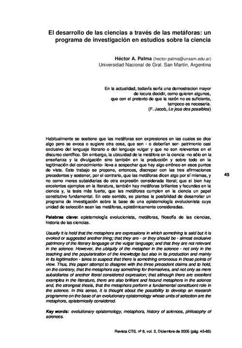 VOL02/N06 - Palma