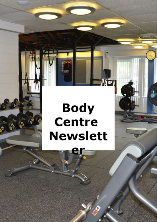 The Body Centre June Newsletter