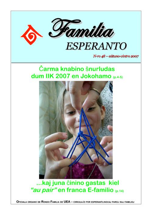 Familia Esperanto