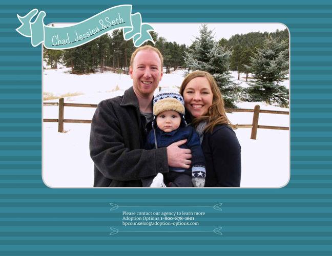 Chad, Jessica and Seth family profile