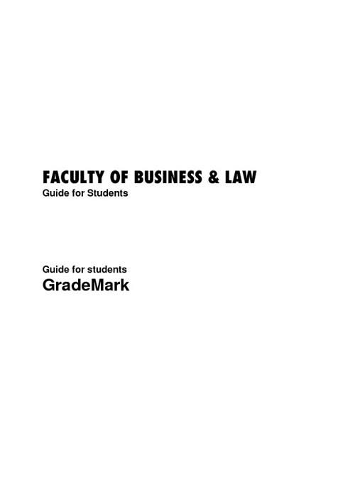 GradeMark