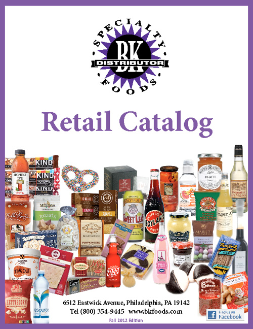 Retail Catalog Fall 2012 revised