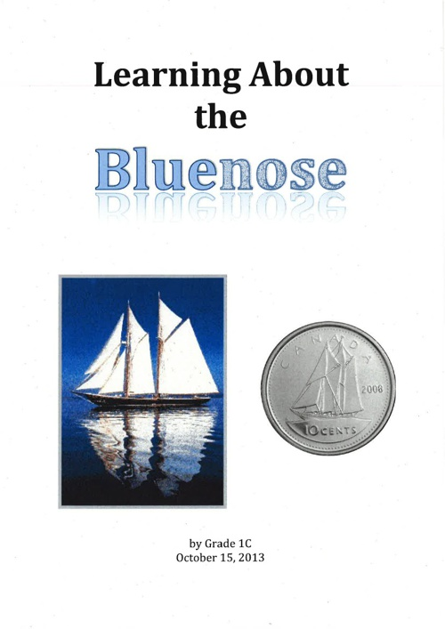 Learning About the Bluenose