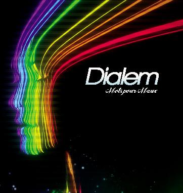 Dialem - Mots pour Maux (Booklet)