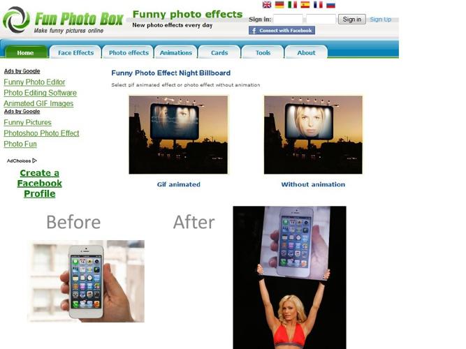 Picture Sites