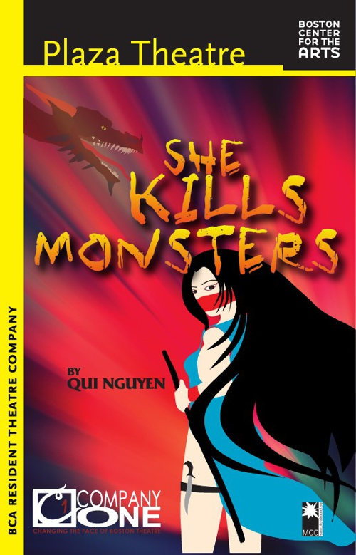 SHE KILLS MONSTERS Program