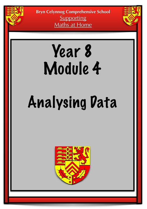Year 8 Module 4 Booklet PDF