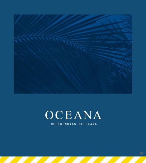 Oceana - Sales Brochure