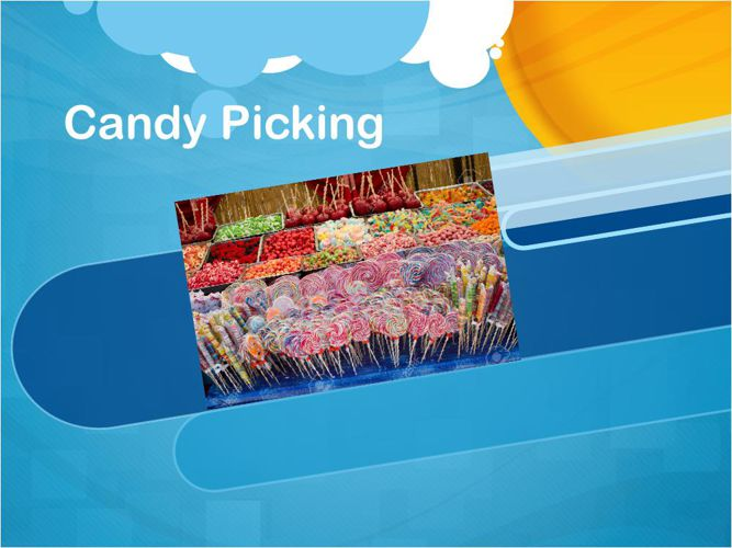PoW Candy Picking