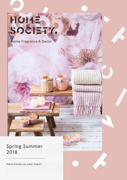 Home Society - Magazine SS18
