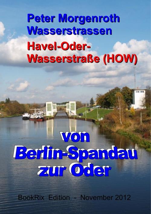 DE - Havel-Oder-Wasserstraße (HOW)